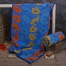 Рушник махровий ТМ Речицький текстиль, Поляна 50х90 см