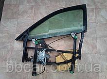 Стеклоподъемник передний левый электрический с стеклом Audi A4, B5 8D0837397С, 113846-113