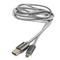 Кабель PowerPlant Quick Charge USB 2.0 AM – Micro, 1м