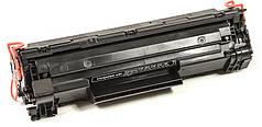 Универсальный картридж PowerPlant HP LJ P1005/1102, Canon 712 (CB435A/CB436A/CE285A)
