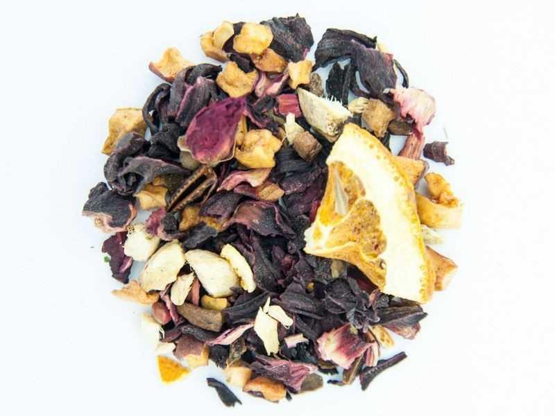 Чай Teahouse (Тіахаус) Глінтвейн 250 г (Tea Teahouse Mulled wine 250 g)