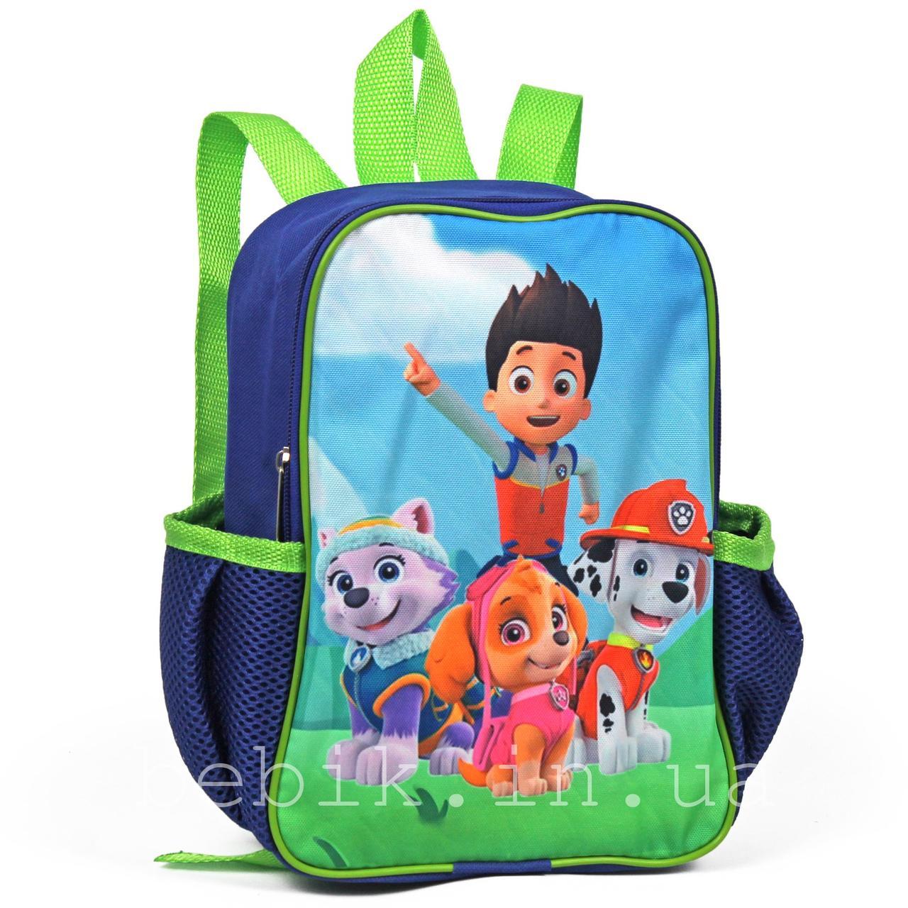 Детский рюкзак Щенячий патруль 26*19*9 см