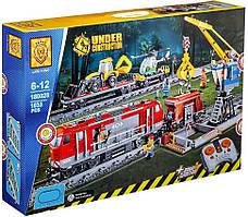 Конструктор Сіті Вантажний потяг на управлінні К8014