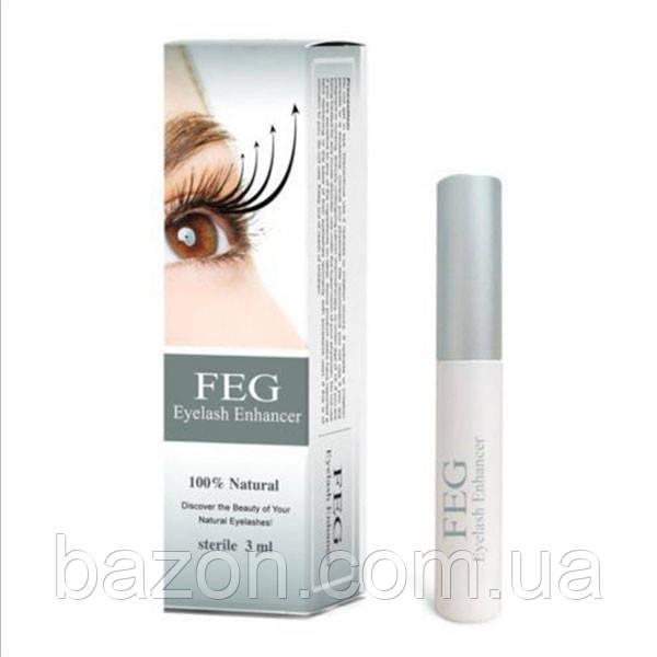 Сыворотка для роста ресниц FEG Eyelash Enhancer 3 мл (00106)