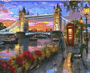 Картина за номерами (Лондонський міст) bk_1030