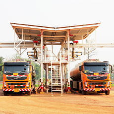 Оборудование для слива/налива нефтепродуктов