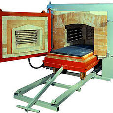 Промышленные печи для обжига керамики и фарфора