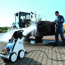 Промышленное уборочное и очистительное оборудование