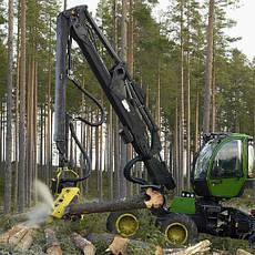 Лісозаготівельне обладнання