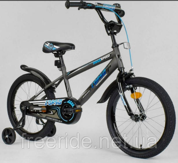 "Детский велосипед CORSO EX-18"" N Aerodynamic"
