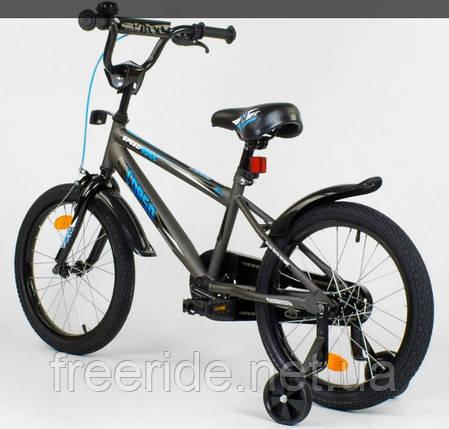 "Детский велосипед CORSO EX-18"" N Aerodynamic, фото 2"
