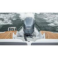 Лодочный мотор Yamaha F80DETL (F80LB) - подвесной мотор для яхт и рыбацких лодок, фото 3