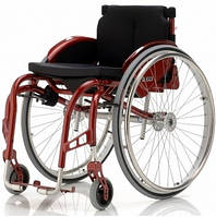 Инвалидная коляска для активных людей