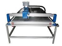 Станок ЧПУ для производства полимерных контурных витражей