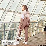 Спортивный костюм женский большого размера Minova Размеры: 48-50, 52-54, 56-58, 60-62 ,64-66, фото 8