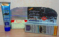 Массажный крем с жиром страуса и чёрным тмином Hemani 40 гр