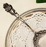 Срібна кондитерська лопатка для торта, десерту, срібло 800, Німеччина Arthur Otto, фото 4