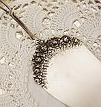 Срібна кондитерська лопатка для торта, десерту, срібло 800, Німеччина Arthur Otto, фото 5