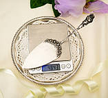 Срібна кондитерська лопатка для торта, десерту, срібло 800, Німеччина Arthur Otto, фото 9