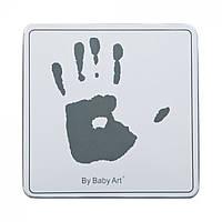 Baby Art Magic Box White & grey. Отпечаток ручек и ножек в коробочке