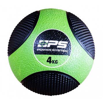 Медбол Medicine Ball Power System PS-4134 4кг (AS)