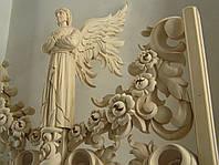 Скульптура резная из дерева,Липа,Ольха