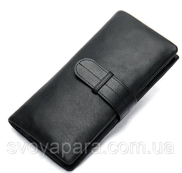 Кошелек универсальный Vintage 14913 Черный