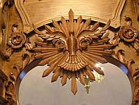 Скульптура голубя из дерева(Ольха или Липа)