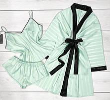 Набор одежды для отдыха халат+пижама