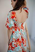 Літнє плаття міні, фото 2