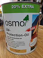 Акция Защитное масло с УФ-фильтром  420 /3,0л для наружных работ по цене 420/2,5л.