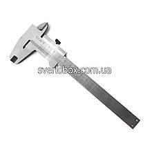 Штангенциркуль 0 - 125 мм (Ставрополь) 0.1 мм СТІЗ . Якість як у штангенциркуль СРСР