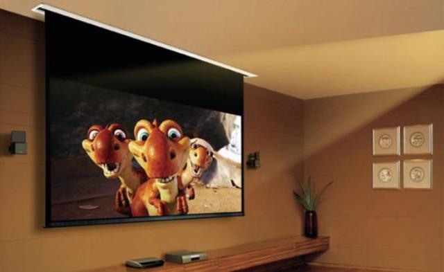 Проекторы и экраны для проекторов