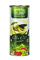 Оливковое масло греческое с витаминами A, B3, C, E и K Gourmet olives OLIMP Authentic Greek 1 л