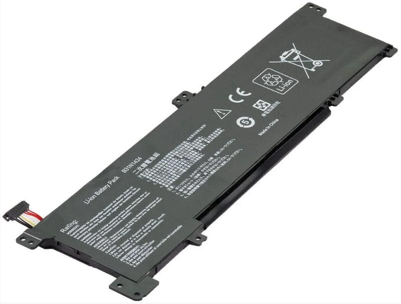 Акумуляторна батарея Asus B31N1424 A400U A401L K401L B5010 500200 K401LB5010 K401LB5500 K401LB5200