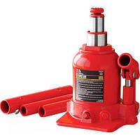 Домкрат бутылочный двухштоковый TORIN TF0402 4т 160-390 мм