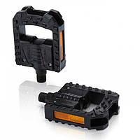 Педали складные XLC PD-F01, 325 гр, черные (AS)