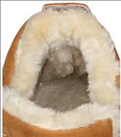 Чоловічі зимові замшеві черевики. Модель 04161, фото 7