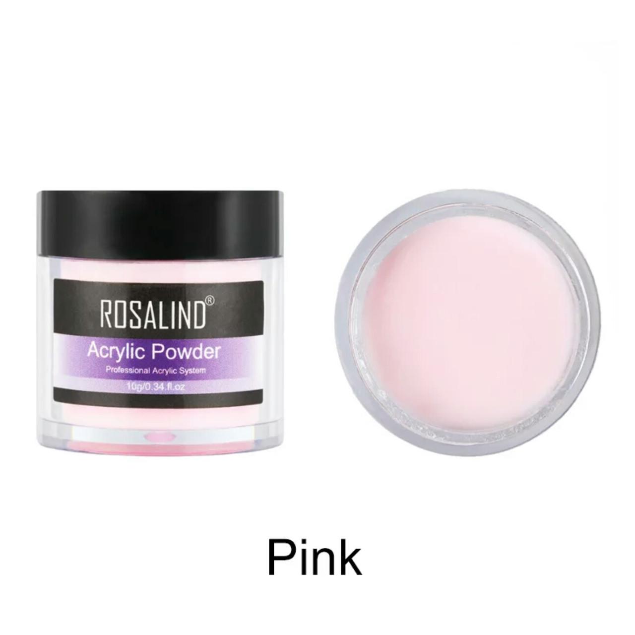 Акриловая пудра Professional System розовая, 10гр