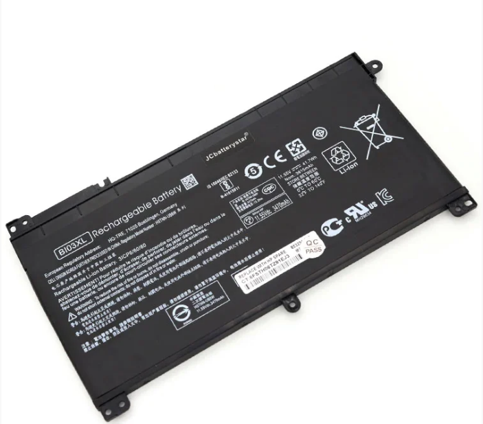 Аккумуляторная батарея HP BI03XL Pavilion X360 13-U100TU U113TU U169TU TPN-W118 Stream 14-AX0 HSTNN-UB6W 84353