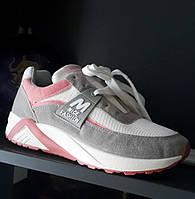Кроссовки со шнуровкой Nice Fashion, размер 38, стелька 23,5