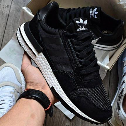 Чоловічі кросівки Adidas ZX 500 RM, кросівки адідас х 500, фото 2
