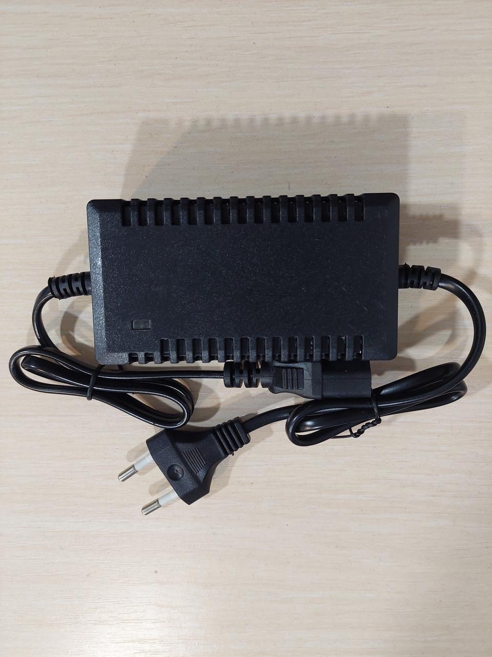 Зарядка для аккумуляторного опрыскивателя. Подходит для большинства электрических опрыскивателей.