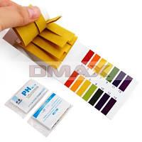 Лакмусовая бумага 80 шт. (тест pH), фото 1