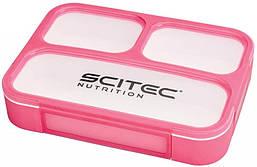 Пищевой контейнер Scitec Nutrition - Food Container (1000 мл) pink/розовый