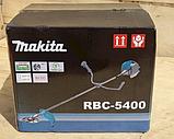 Мотокоса бензинова Makita RBC-5400 5.4 кВт 7.3 л. з 10000 про. | Бензокоса Макіта кущоріз тример, фото 6