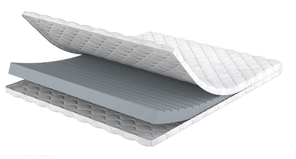 Матрас тонкий на диван 12 см Матролюкс Контент, 70x190 см