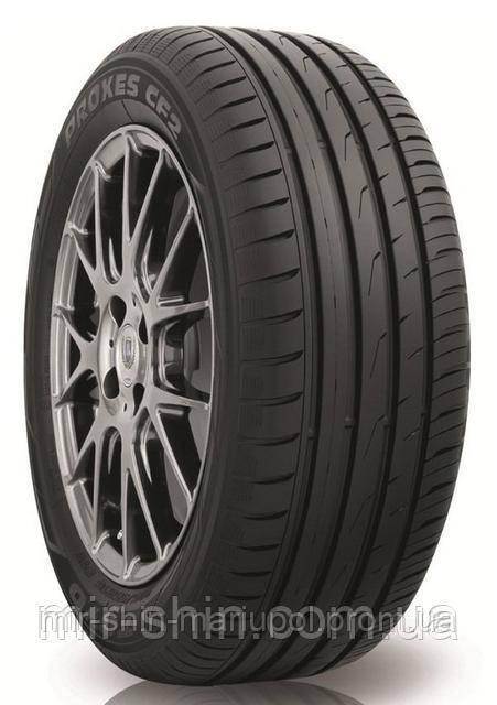 Літні шини 235/55/17 Toyo Proxes CF2 99V
