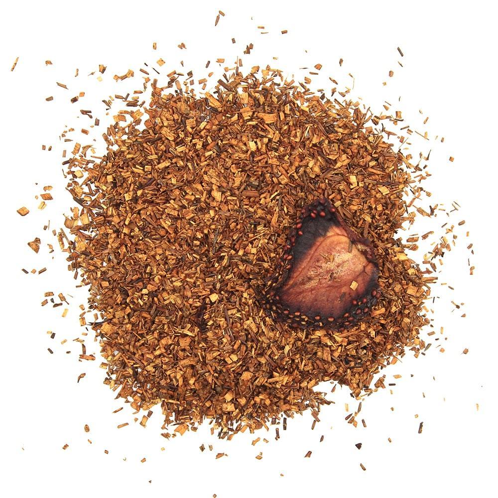 Чай Teahouse (Тіахаус) Ройбос Суниця 250 г (Tea Teahouse Rooibos Strawberry 250 g)