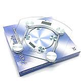 Ваги електронні підлогові портативні Personal Scale 2003B Квадратні прозорі з РК дисплеєм, фото 9